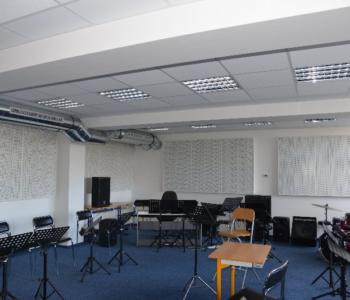 Alizé - akusticky odrazivý panel