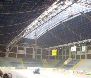 Zimní stadion, Ústí nad Labem