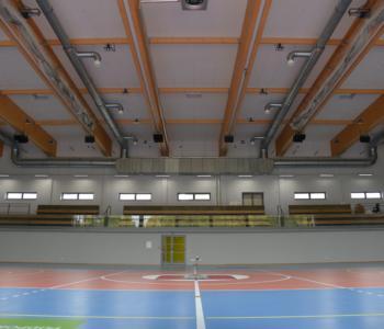 Sportovní hala Světlá nad Sázavou
