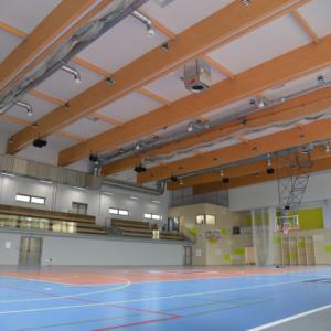 Reference Sportovní hala Světlá nad Sázavou - 2